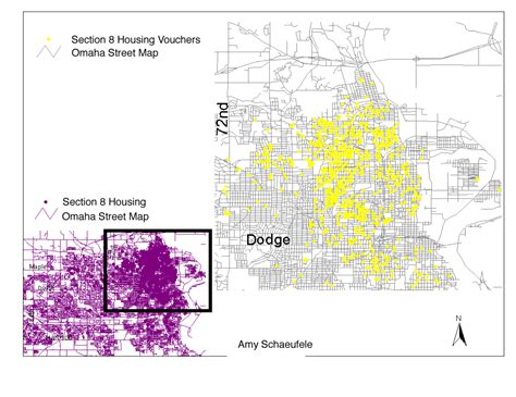 Geocoding Section 8 Housing Vouchers
