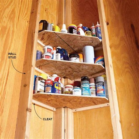 Diy Shed Organization by 25 Best Ideas About Storage Shed Organization On