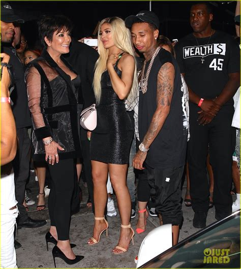 lori harvey griffin ga tyga surprises kylie jenner with brand new ferrari at 18th