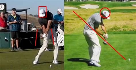 dustin johnson swing dustin johnson golf swing analysis consistentgolf com
