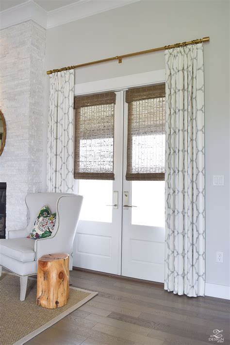 drapes over french doors extraordinary curtains over french doors 40 for trends