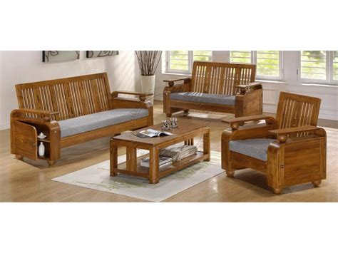 Solid Oak Dining Room Sets by Teak Wood Sofa Ws1024