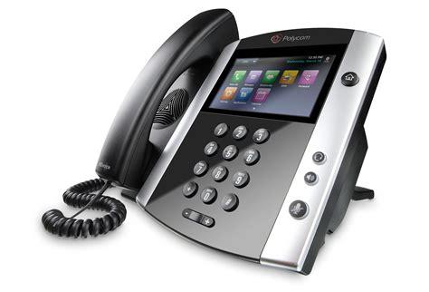 Voice Desk Phone by Polycom Phones Smartcom Telephone Llc