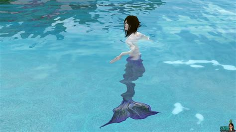 mermaid the sims wiki wikia image mermaid in sea jpg the sims wiki fandom