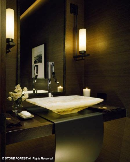 forest sinks powder room contemporary 43 best stone forest custom projects images on pinterest