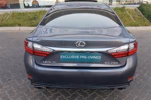 2016 lexus es 250 ex sedan petrol fwd automatic