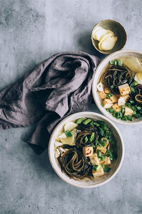 Thyroid Detox Soup by Seaweed Soup For Thyroid Support The Awesome Green