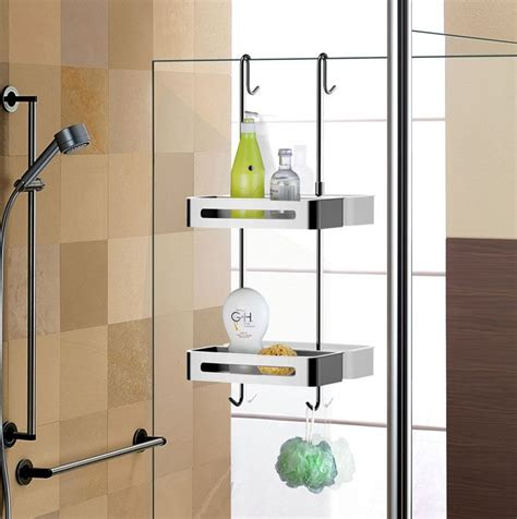 Shower Caddy Hook Shower Screen by 25 Best Ideas About Hanging Shower Caddy On