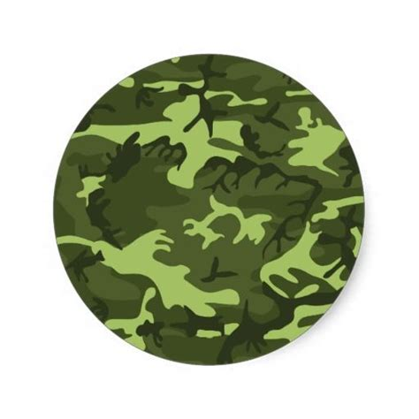 Stiker Camo Camouflage 66 green army camouflage design sticker stickers