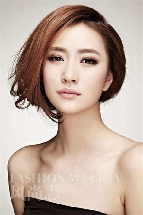 chinese short chair styles gallery 12 charming short asian hairstyles for 2017 bobs asian