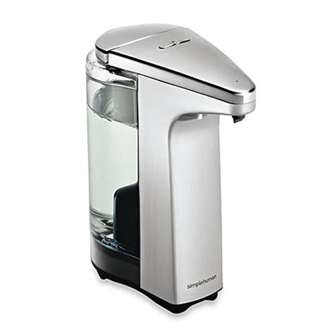 bed bath and beyond soap dispenser buy soap dispensers kitchen from bed bath beyond
