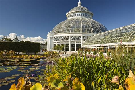the new york botanical garden new york ny entdecken sie die bronx in new york city new york