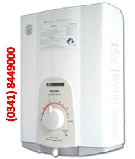 Water Heater Surabaya harga water heater pemanas air wasser wh 508e di surabaya