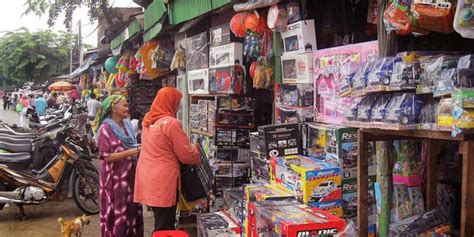 Karpet Jatinegara pasar gembrong pusat penjualan karpet murah merdeka
