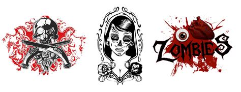 tattoo old school zombie browse through our affiliated online shops wordans