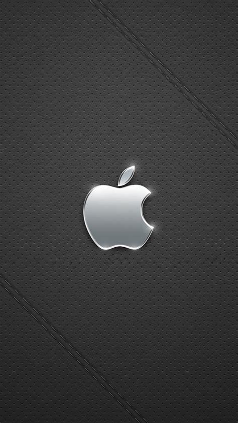 wallpaper for iphone 6 silver apple black silver wallpaper sc smartphone