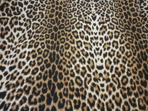 Animal Upholstery Fabric Cotton Upholstery Fabric Leopard Animal Print By