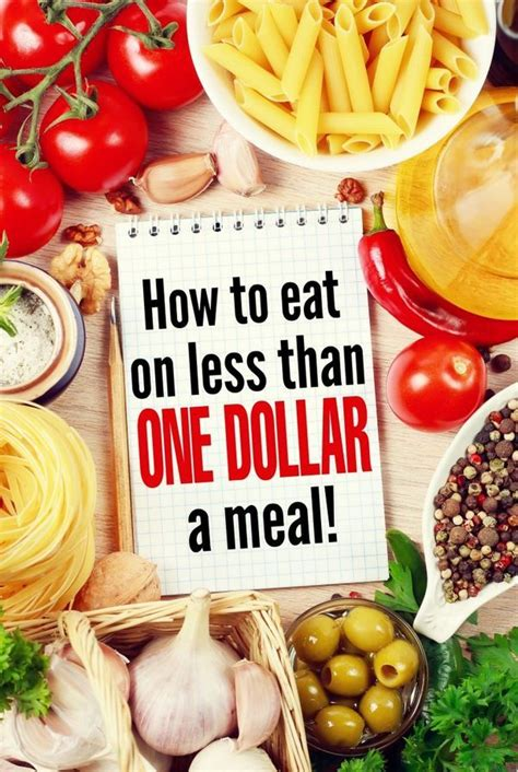 Tips To Eat Out For Less by How To Eat On Less Than A Dollar A Meal Best Frugal
