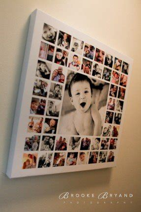 hanging photo collage hanging collage picture frames foter