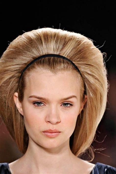 hairstyles for poofy hair youtube peinados seg 250 n t 250 rostro para el invierno 2012 2013