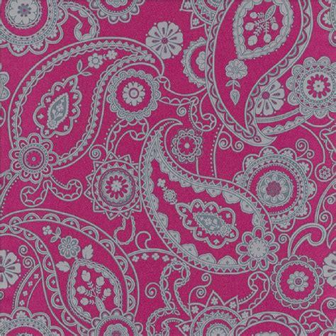 rasch wallpaper rasch mandalay paisley metallic glitter 1960s retro wallpaper 281101