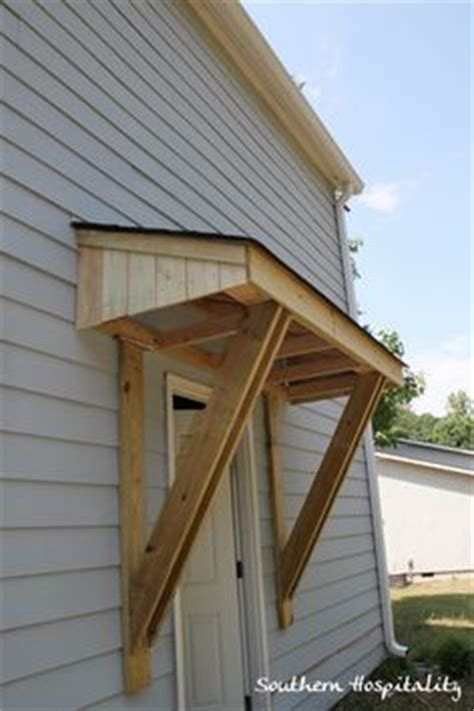 small awning over back door 1000 ideas about front door awning on pinterest door