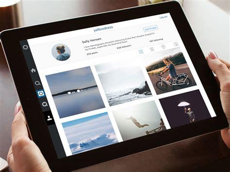 instagram tutorial for ipad instagram for ipad iosup