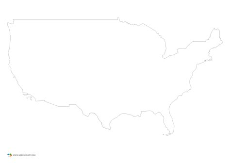 united states map clear united states maps