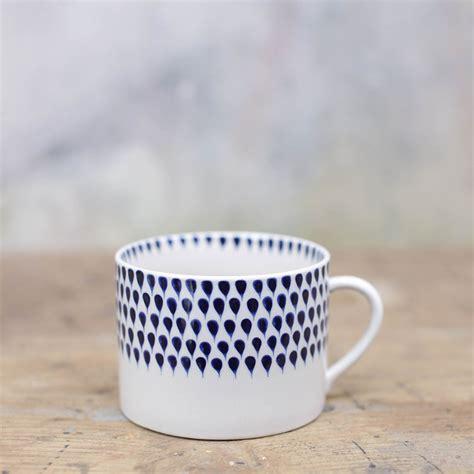Drop Paint Mug buy nkuku indigo drop mug amara