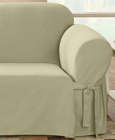 white duck sofa slipcover 25 best ideas about sofa slipcovers on sofa