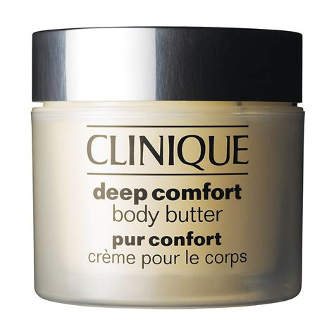 clinique deep comfort body lotion clinique deep comfort body butter 200ml free delivery