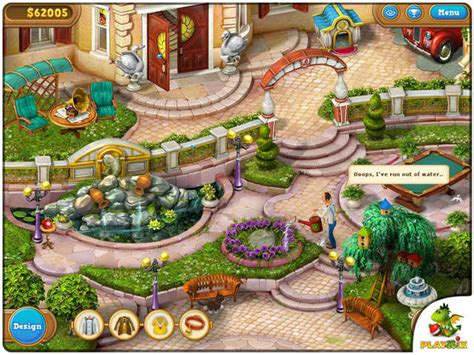 Gardenscapes And Gardenscapes 2 Gamehouse