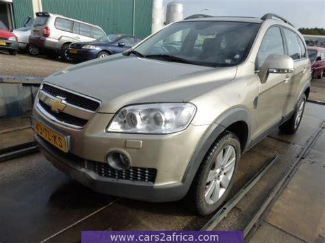 Chevrolet Captiva 2 0 chevrolet captiva 2 0 63772 used available from stock