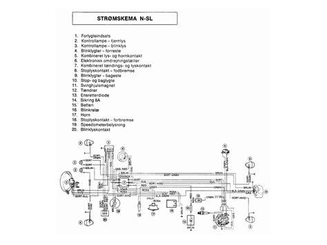 nord motor wiring diagram imageresizertool