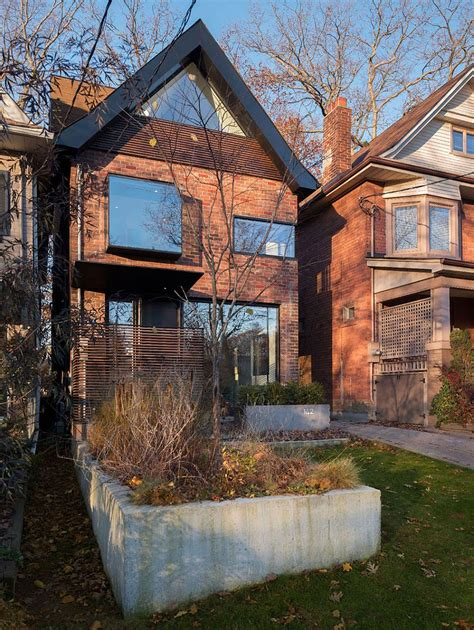home renovation toronto early 1900s toronto home with a glassy modern renovation