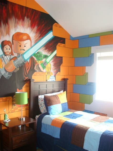 Lego Bedroom by 18 Awesome Boys Lego Room Ideas Tip Junkie