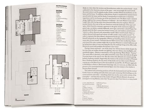 psycho house floor plans la arquitectura de alfred hitchcock plataforma arquitectura