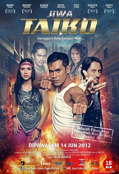 film malaysia janji diana sayang wayang jiwa taiko 2012