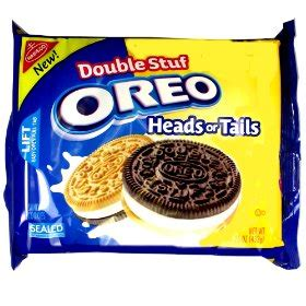 Oreo Heads Or Tails Stuff oreo heads or tails stuff cookies 15 25 oz 432g
