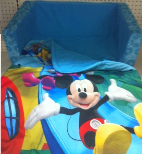 mickey mouse clubhouse sofa mickey mouse flip sofa conceptstructuresllc com