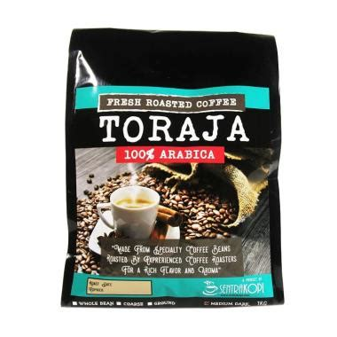 Coffee Bean Biji Kopi Arabika Sidikalang 1 Kg jual sentra kopi toraja arabica whole bean coffee biji kopi arabika 1 kg harga
