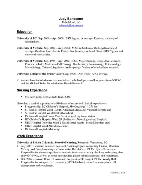 Resume Med Surg The Most Brilliant Med Surg Resume Resume Format Web