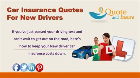 Compare Car Insurance For New Drivers by Best 25 New Drivers Ideas On Creative Drivers
