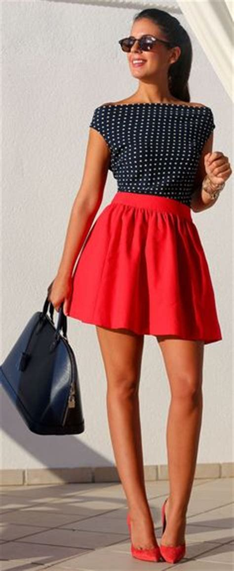Reyn Shop Blouse Mimi Top Navy best 25 skirt ideas on a line