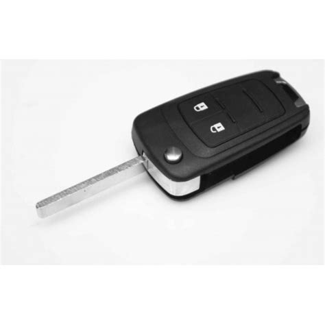 vauxhall opel astra insignia 2 button fob remote key