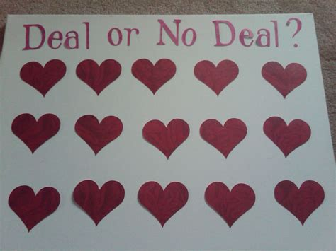 Or Valentines A Home For A Bunny S Day Deal Or No Deal