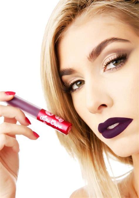Murah Lime Crime Velvetine Matte Liquid Lipstick lime crime jinx velvetine liquid lipstick dolls kill