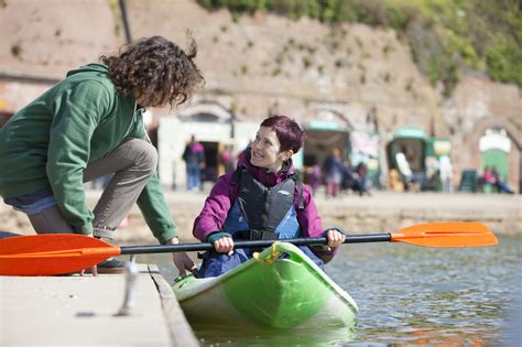 boat hire exeter canoe and kayak hire in exeter devon
