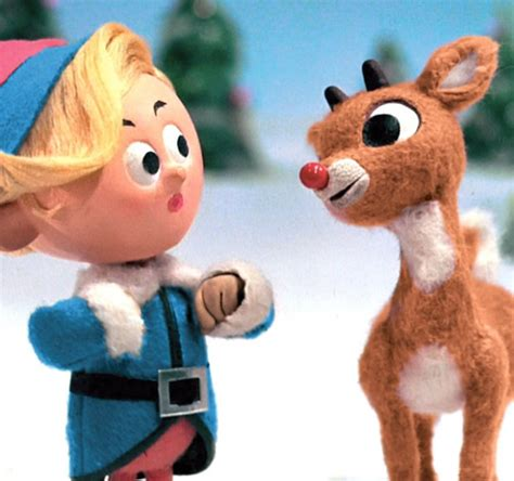 hermie rudolph the red nosed reindeer hermey the and rudolph the nosed reindeer from the 1964 tv special