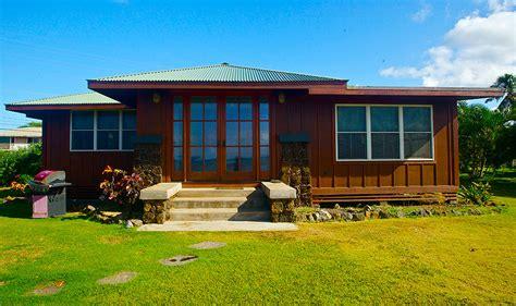 kauai cottage rentals kimsey cottage rental kekaha oceanside kauai